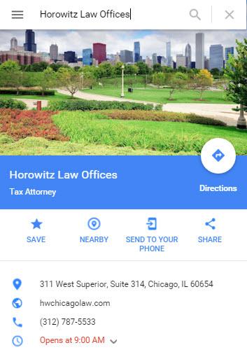 horowitzlaw1